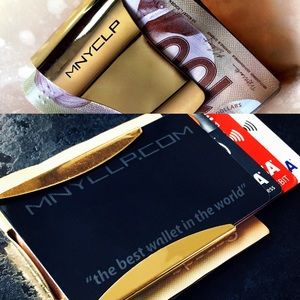 Stainless Steel Money Clip/ Wallets